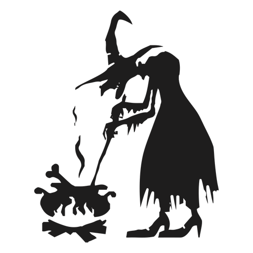 Witch And Cauldron Silhouette Ad Sponsored Sponsored Silhouette Cauldron Witch In 2020 Witch Silhouette Witch Silhouette Png