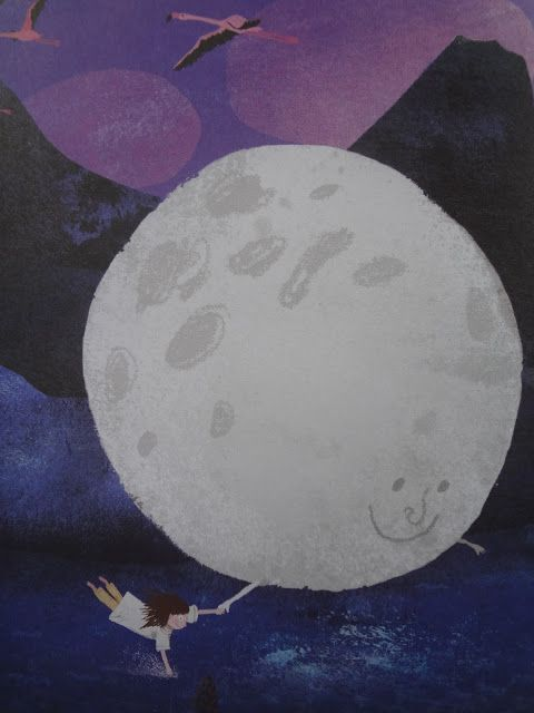 It's all about stories!: BOOK REVIEW   Little Bell and the Moon