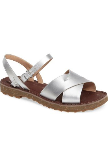CAMPER Pimpom Strappy Sandal (Women). #camper #shoes #sandals