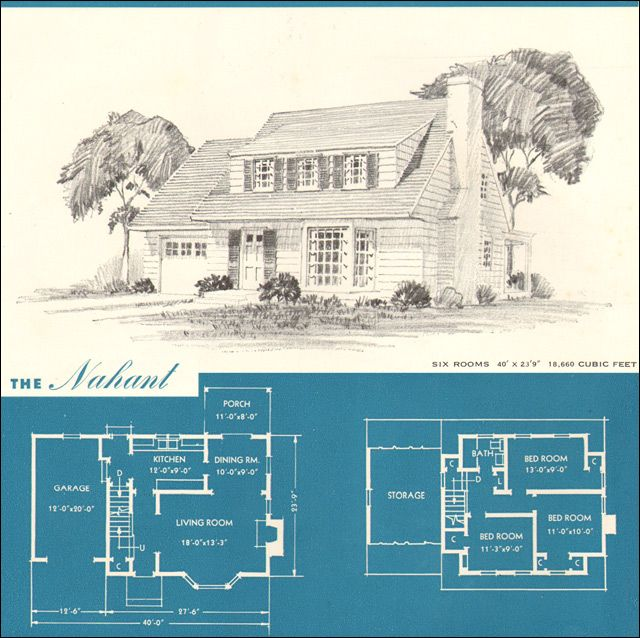 Pin By Kari Mace Russell On Exteriors Vintage House Plans Colonial Style Homes House Plans