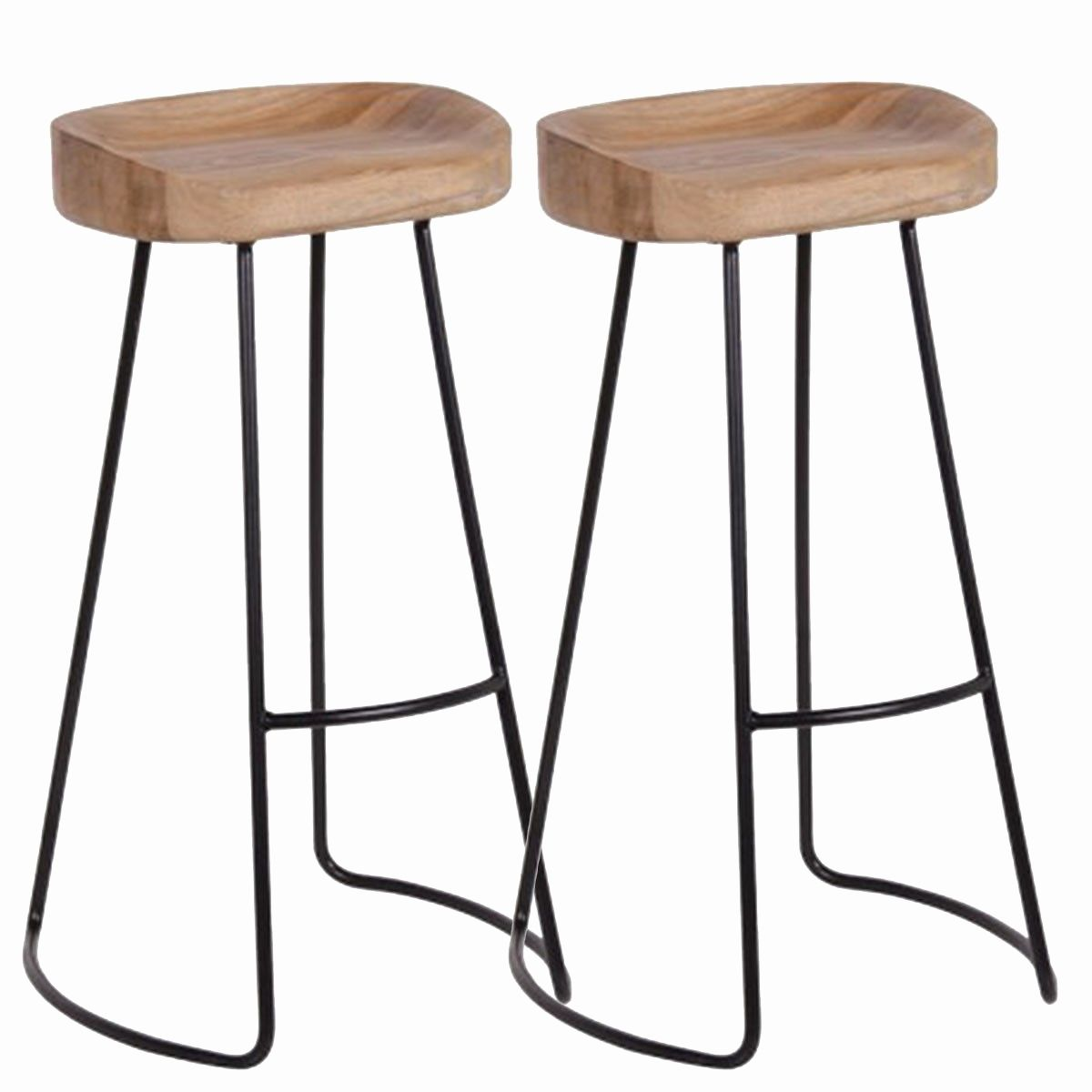 Saddle Seat Bar Stool In 2020 Bar Stools Metal Bar Stools Industrial Bar Stools
