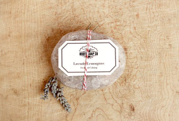 Hey, I found this really awesome Etsy listing at https://www.etsy.com/listing/82713499/lavender-lemongrass-soap-round