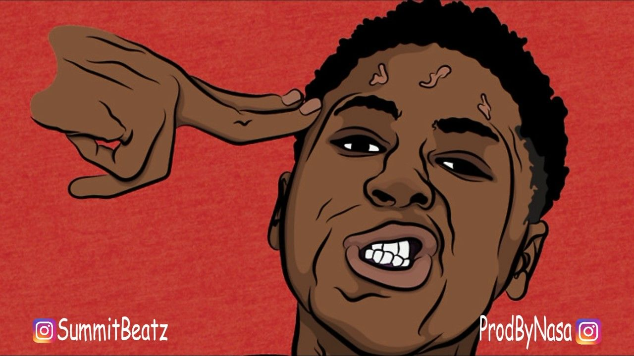 Image Result For How To Draw Nba Youngboy