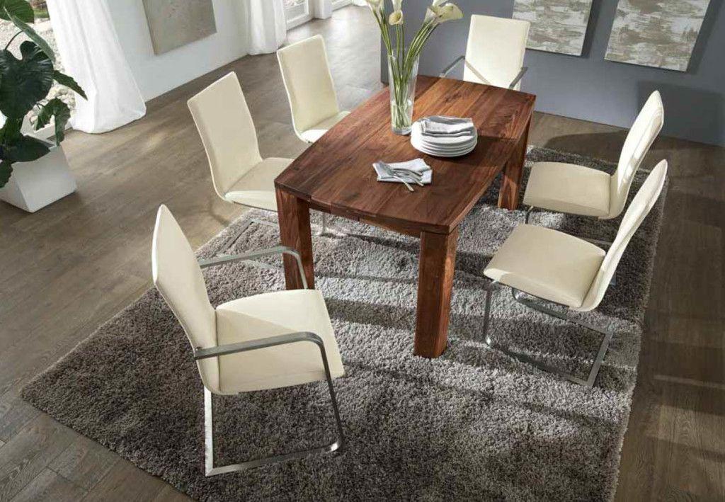 Niehoff Esstisch Stuhl Esszimmer Massivholz Mobel Mit Www
