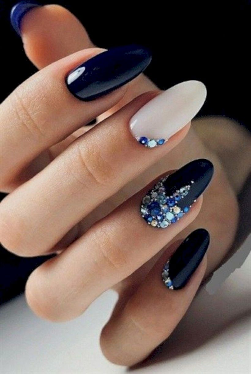 40 Most Popular Nail Colors Winter 2019