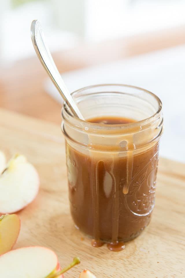 Homemade Caramel Sauce Caramel Sauce