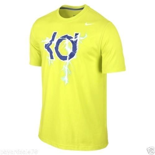 new style a87b4 e7feb MEN S SIZE 3XL XXXL NIKE T-SHIRT KD KEVIN DURANT HYPERFLIGHT PREMIUM  DRI-FIT  NIKE  GraphicTee