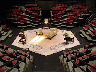 Black Box Theater Phare