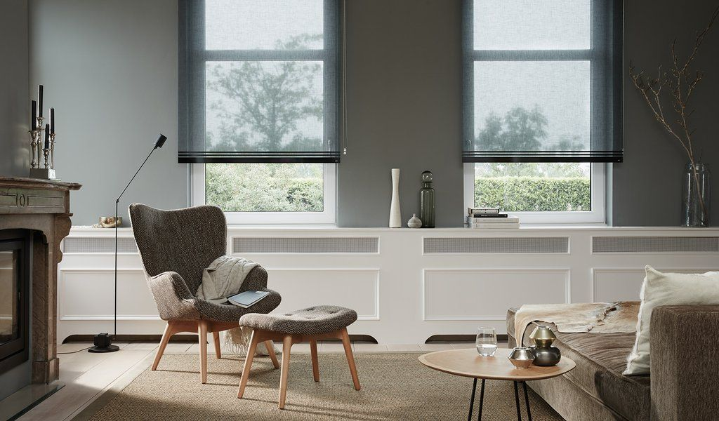 Luxaflex® Rolgordijnen | Raamdecoratie & gordijnen | Pinterest ...