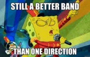 Spongebob Funny Quotes One Direction Kids Tv Pictures Spongebob Squarepants Funny Spongebob Funny Spongebob Quotes