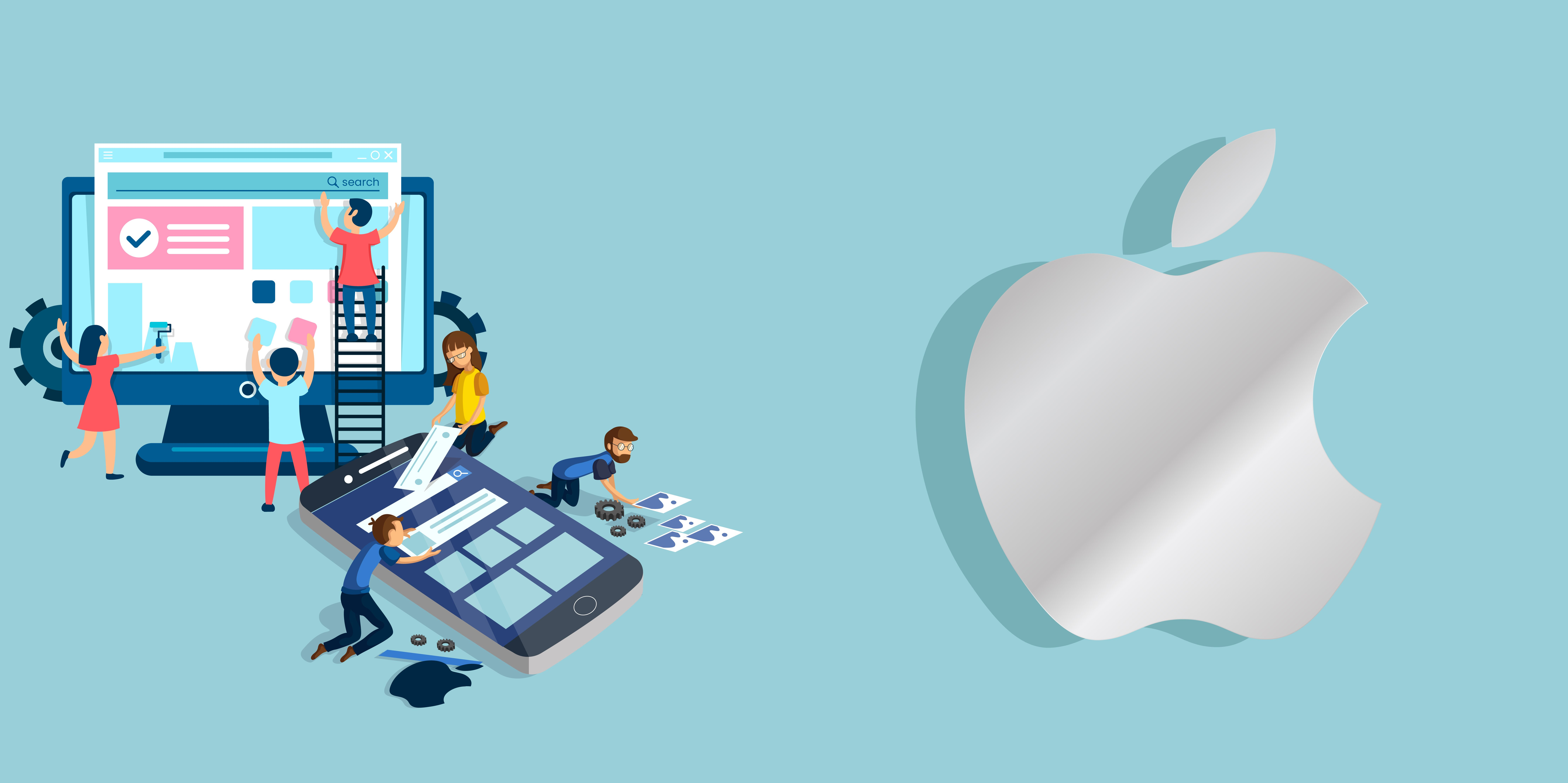 With an experienced and expert team of iOS App developers