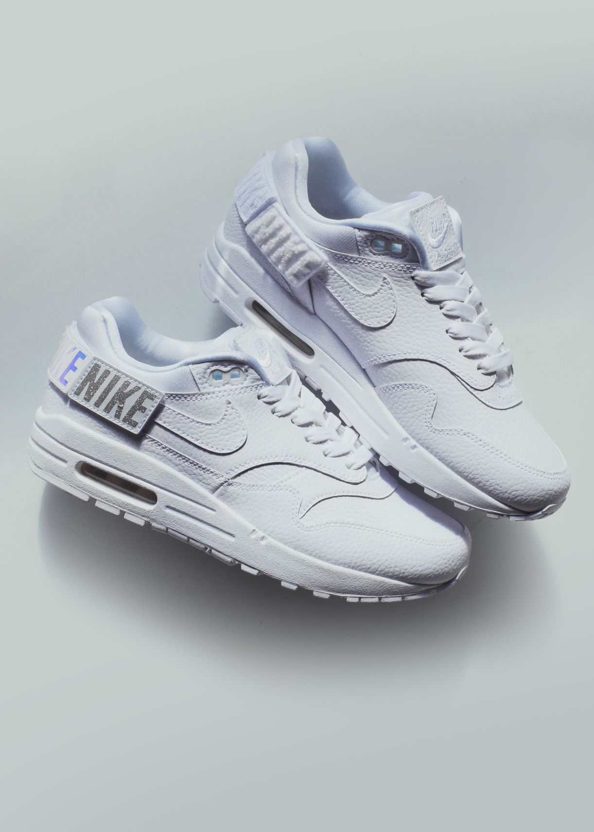 47d9be339b50e4 Nike Women s Air Max 1-100 Swag Shoes