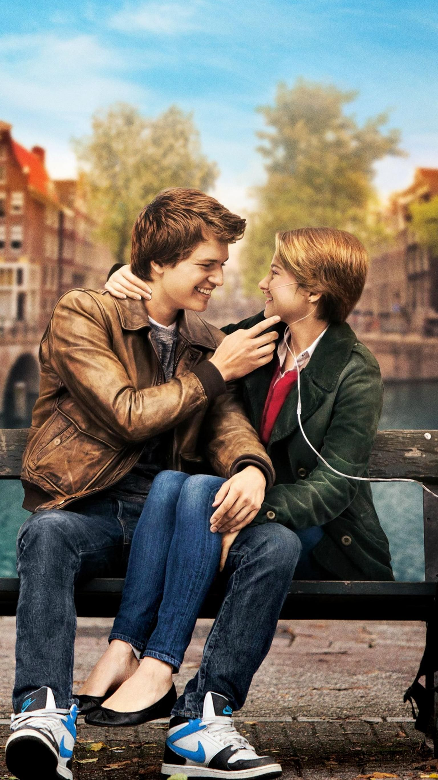 The Fault In Our Stars 2014 Phone Wallpaper The Fault In Our