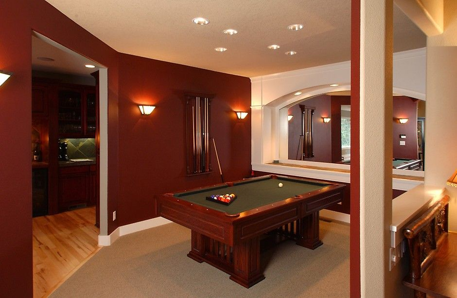 what a great set up for a man cave the matching finish of on smart man cave basement ideas id=15810
