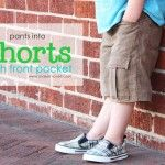 Free tutorial on how to make boy shorts