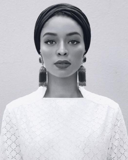 10 black style hijab ideas