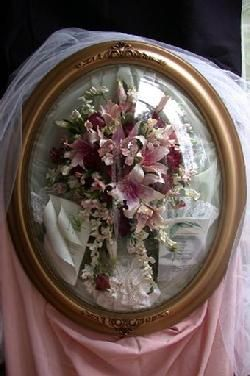 frosted floral memories wedding bouquet preservation jevel jevelweddingplanning follow us www. Black Bedroom Furniture Sets. Home Design Ideas