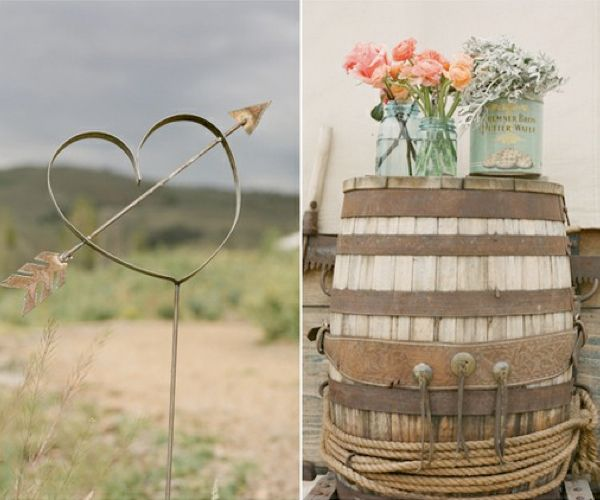 to rustic wine wedding barn with ways barrels decorations use ideas decor country barrel pin chic