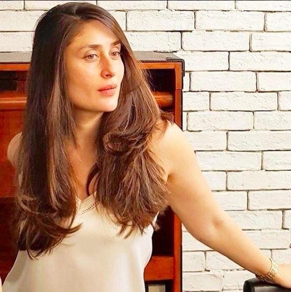 New Look For New Movie Kareena Kapoor Pics Kareena Kapoor Khan Beautiful Bollywood Actress