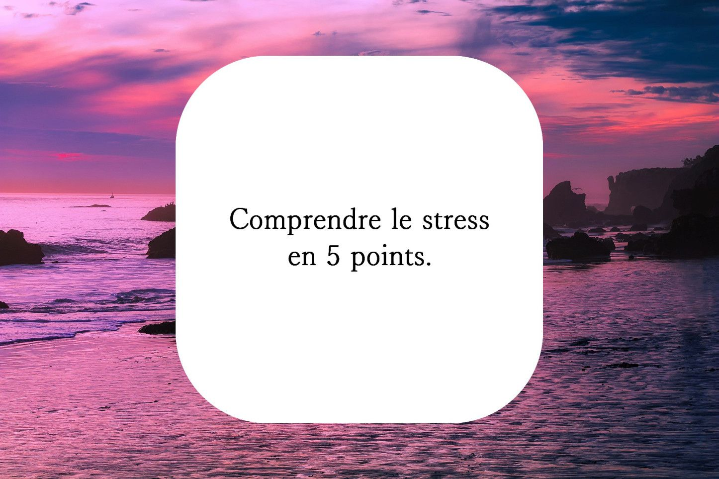 Wordpress Com Stress Naturopathie Sante