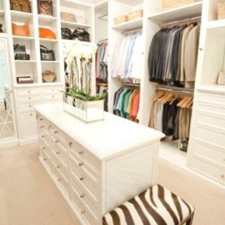 My walk in closet eventually :))