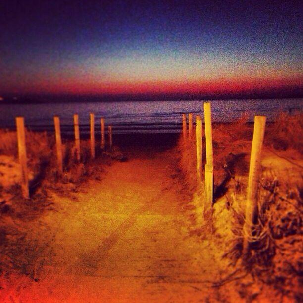 nigt beach