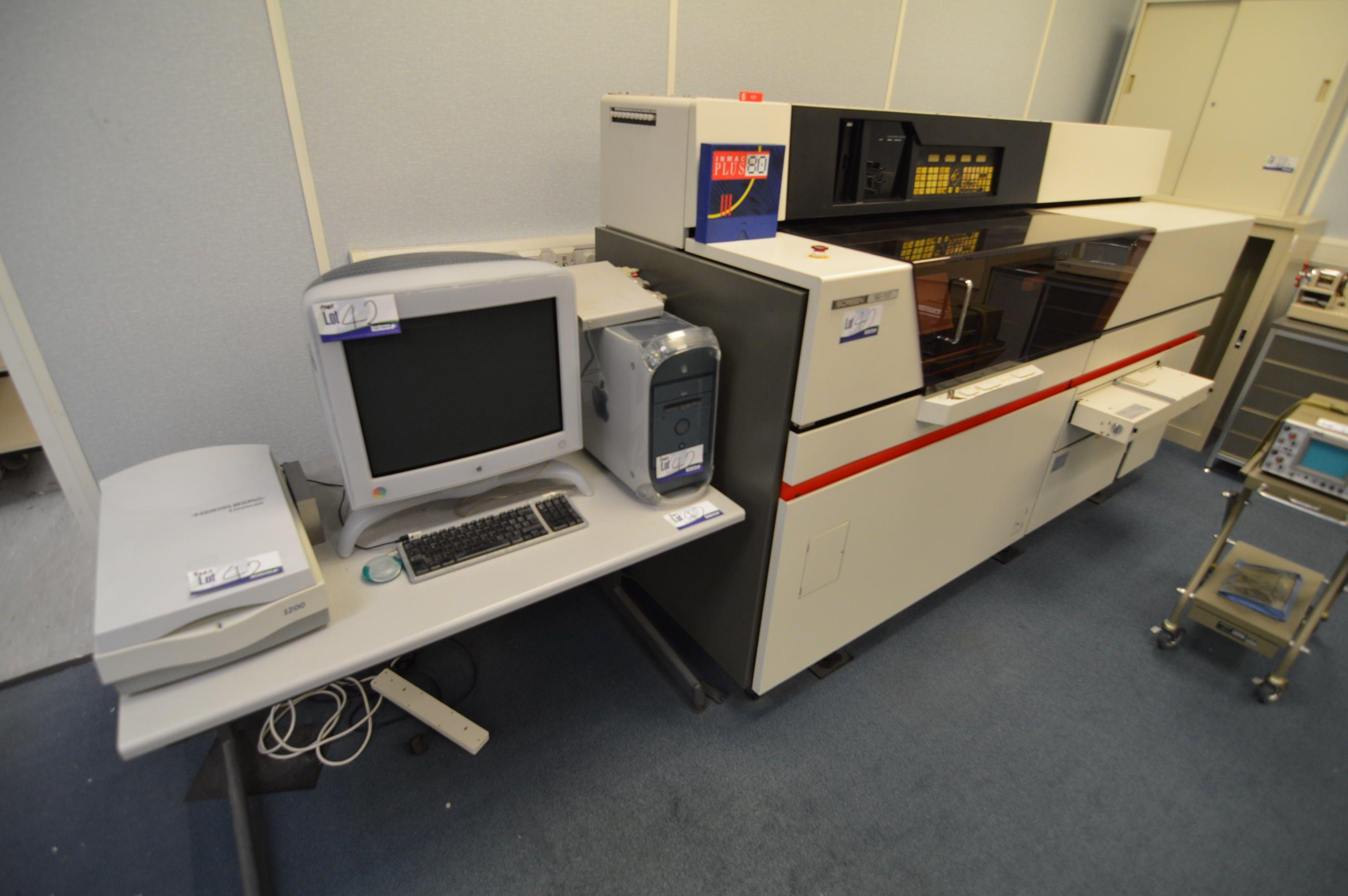 Resultado De Imagen Dainippon Screen Scanner Historia 100 Dai Nippon