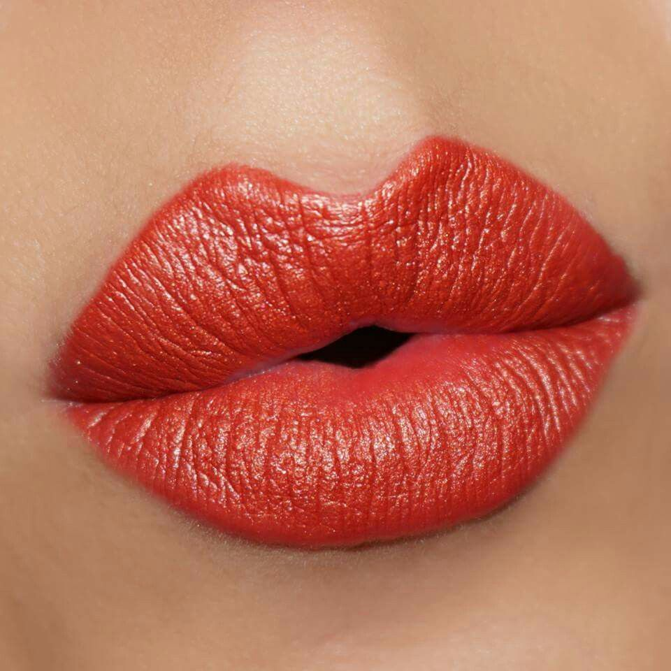 New matte lipstick.  Get this at www.maritadarling.com