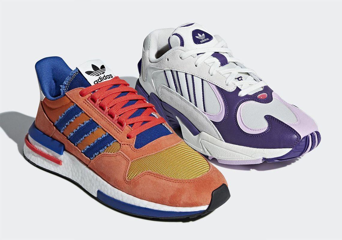adidas Dragon Ball Z Son Goku vs. Frieza Freeza  thatdope  sneakers  luxury   dope  fashion  trending 53a222986