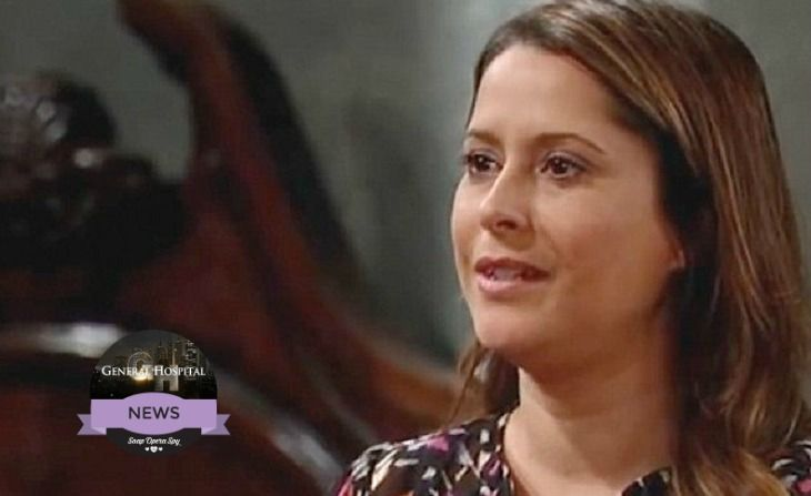 'General Hospital' News: Kimberly McCullough Teases A Robin Scorpio-Drake Return…