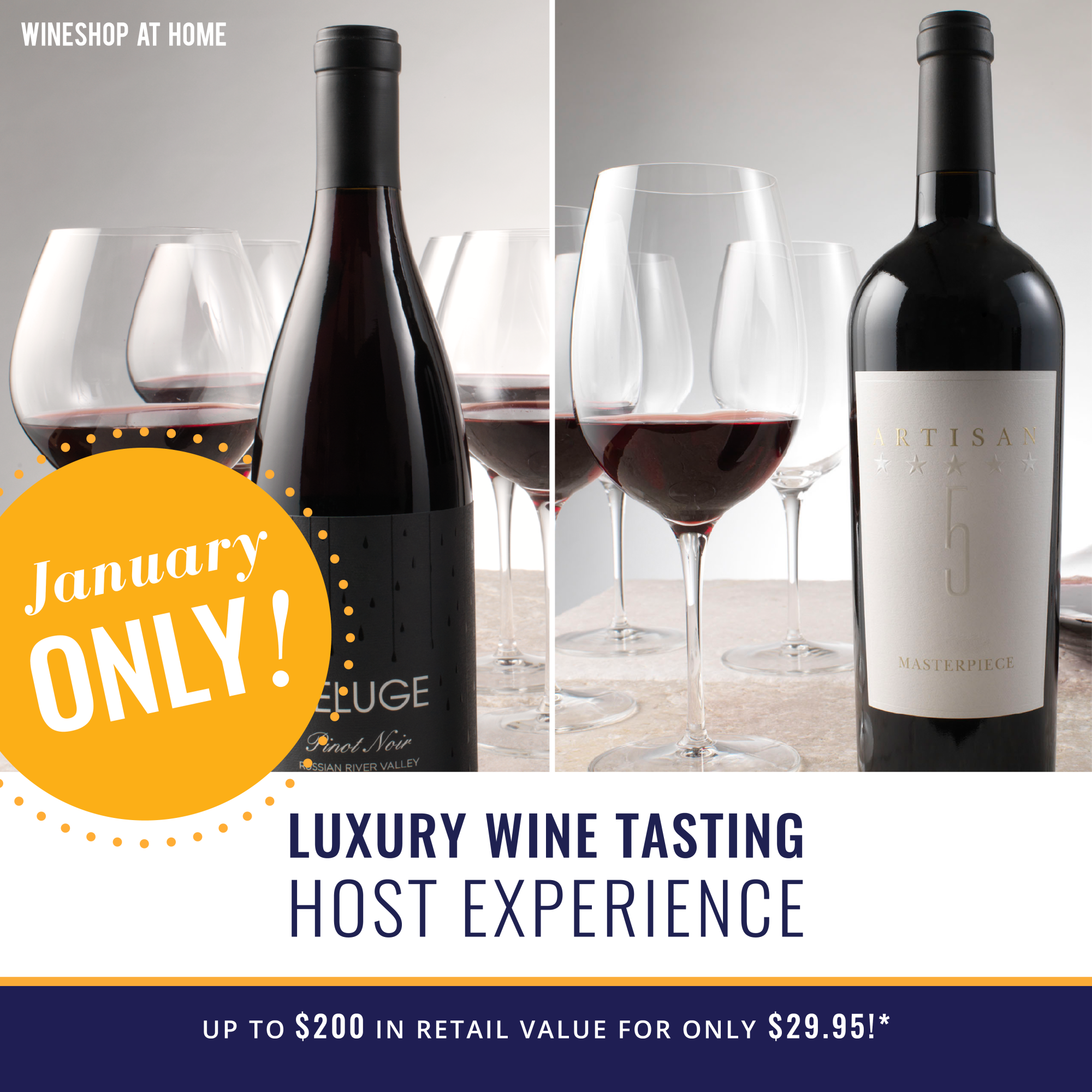 This January only, you can experience sheer luxury with our Luxury ...