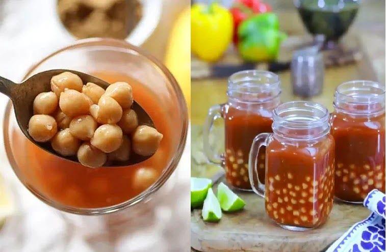 طريقة عمل حمص الشام فى المنزل ي عتبر وصفة حمص الشام من الطقوس الخاصة بكل منزل وخاصة في فصل الشتاء فهوا من المشروبات الشتوية Make Hummus Vegetables Radish