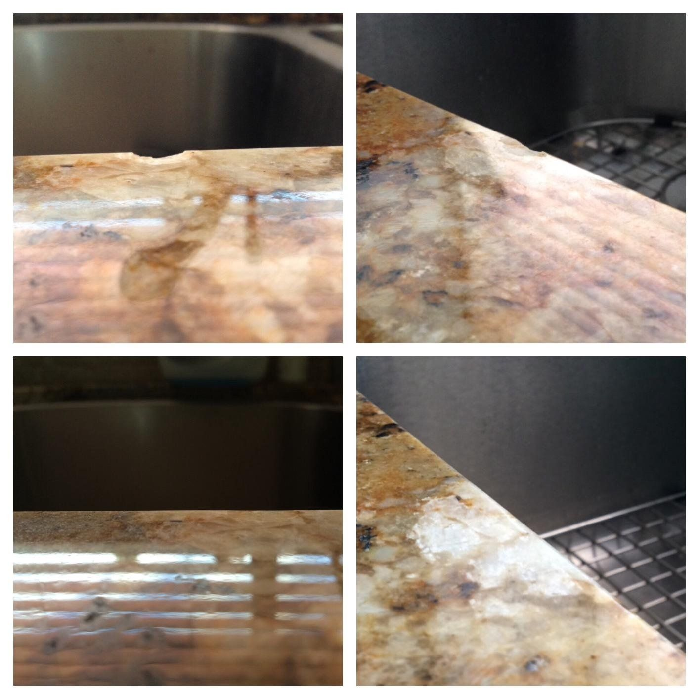 Customer Reviews Procaliber Products 10 11 711 Clear Lca Granite Marble Quartz Chip Repair Kit 1 Ml Syringe