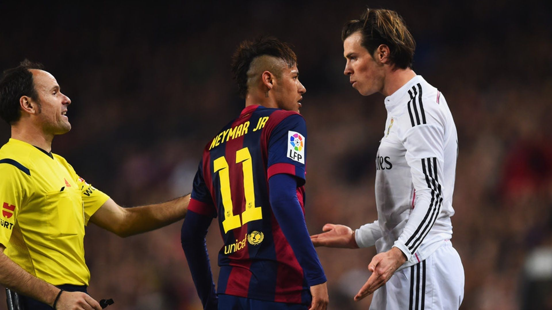 Neymar Vs Real Madrid Home Hd 1080i 22 03 2015 By Mncomps Barcelona Vs Real Madrid Real Vs Barca Real Madrid