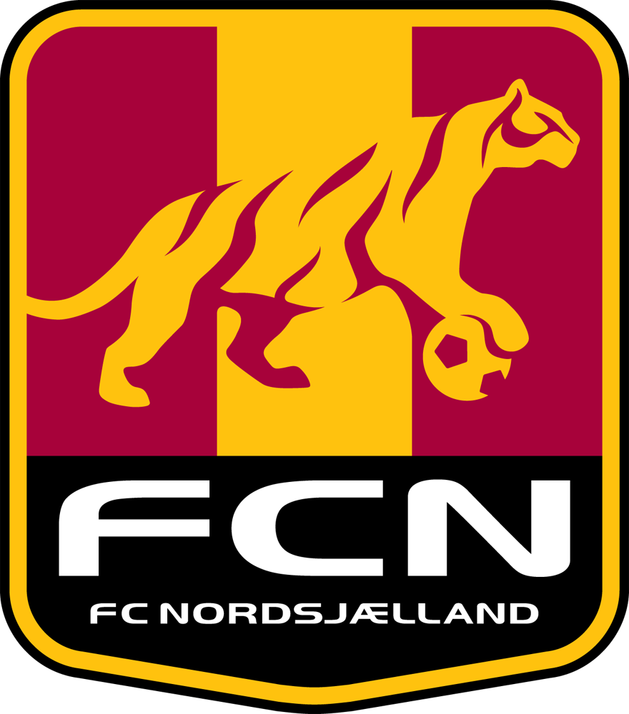 Grupo E Nordsjaelland Soccer Logo Football Team Logos Football Logo [ 1000 x 880 Pixel ]