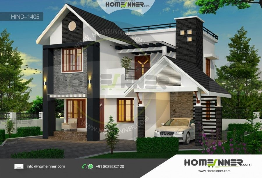 1600 Sq Ft 4 Bedroom Duplex House Plans Gallery House Plan Gallery Model House Plan Architect Design House