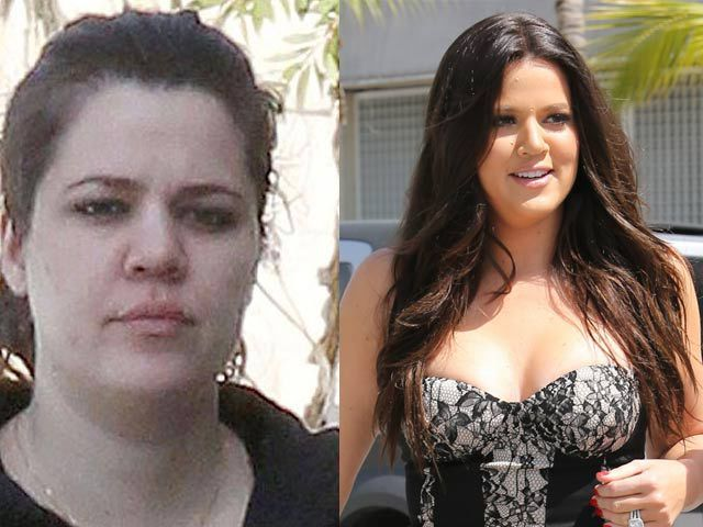 Stars Who Are Average Plain Jane S In Real Life 32 Pics Celebs Without Makeup Khloe Kardashian Without Makeup Without Makeup