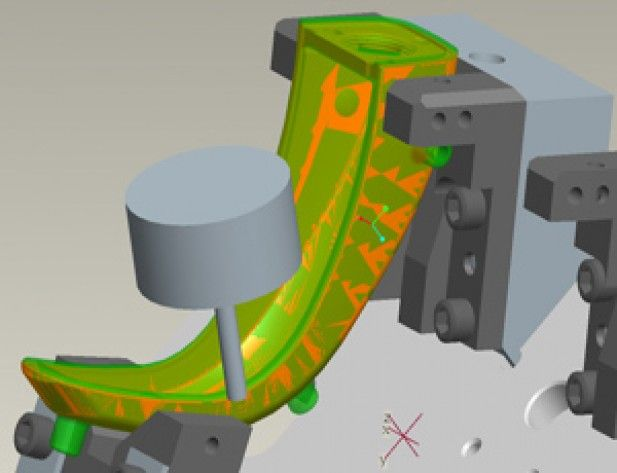 Creo Nc Prototype And Production Machining Machine Shop Pro Engineer Prototype