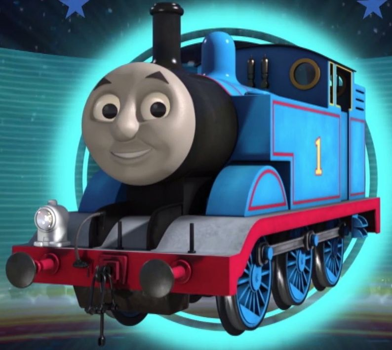 The Really Beautiful Engine By Dilemmaart Thomas And Friends Jessie Toy Story Thomas The Tank Engine