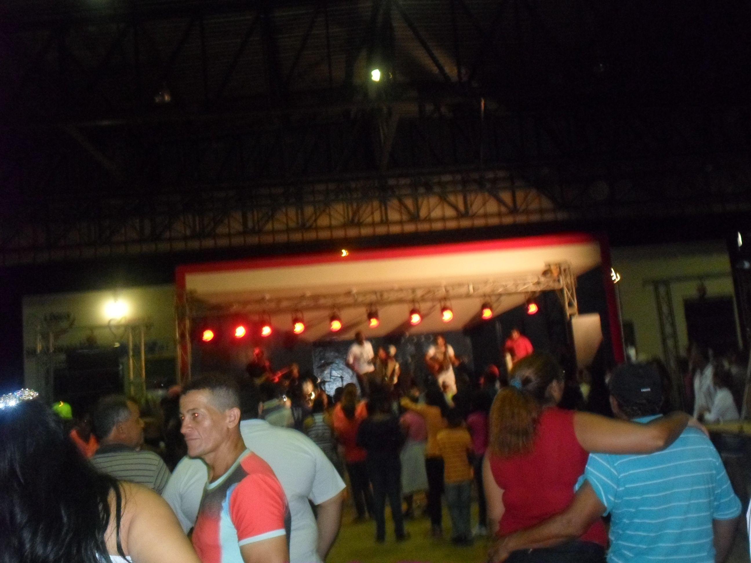 show em Acreúna - GO.