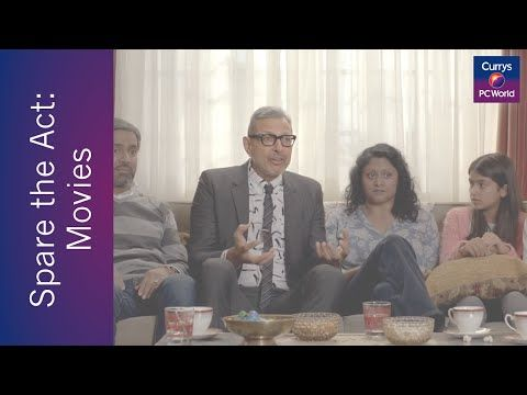 Jeff Goldblum Shows You Exactly How to Act When You Get a Crappy Christmas Gift | Adweek