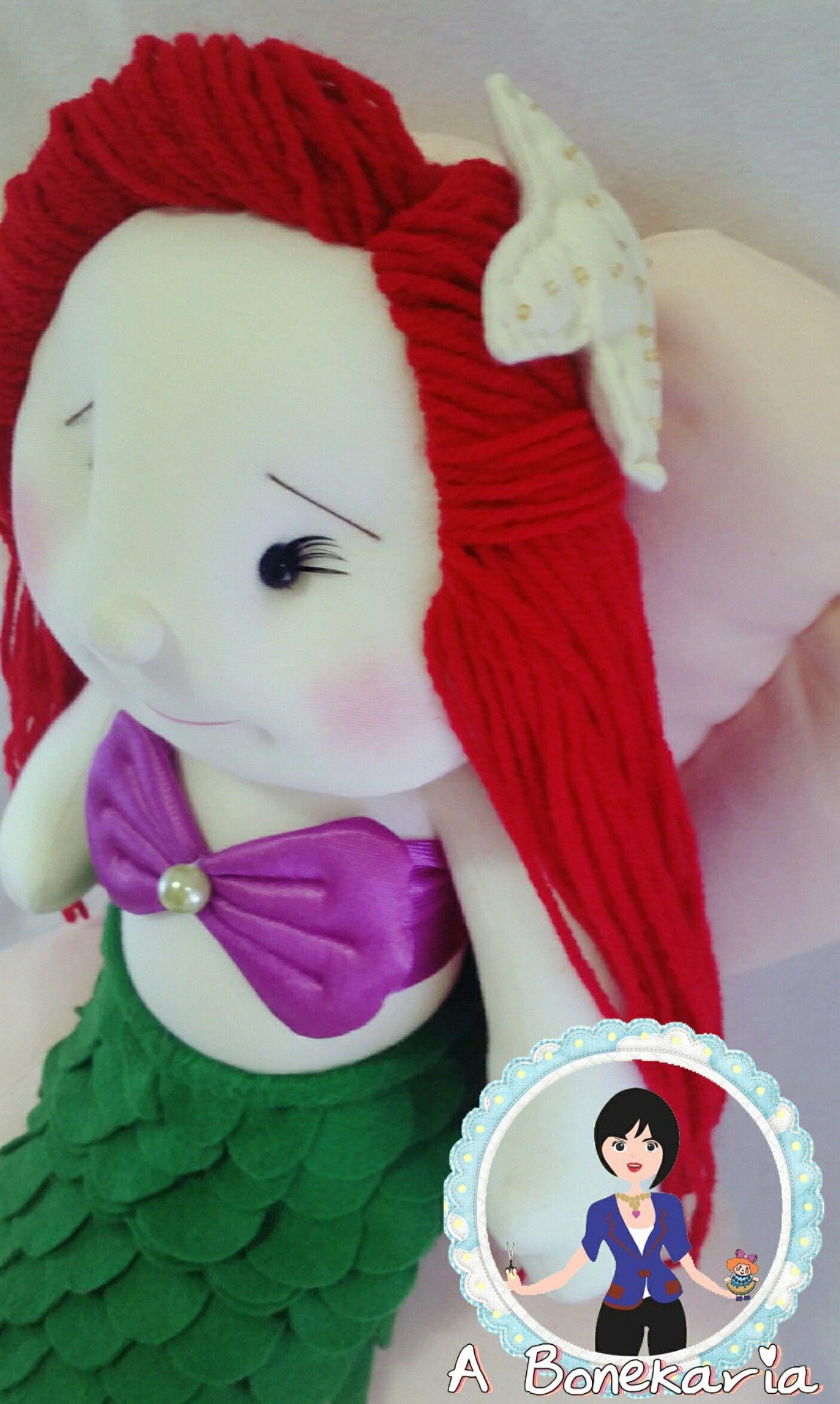 Detalhes fofos da Ariel