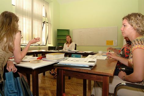 German Course at abc Language Institute with native speaking Trainer in a small Group.