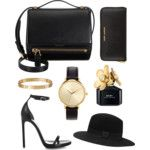 All black everything lust list
