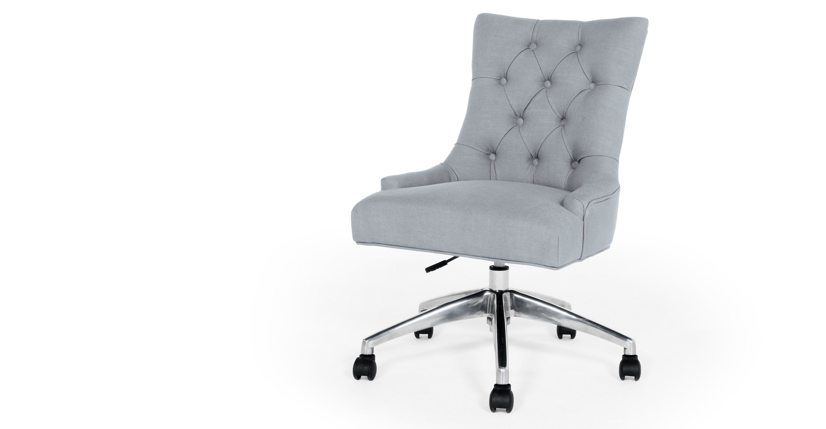 MADE Persian Grey Swivel chair Best office chair