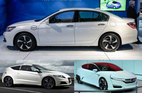 2016 Honda Hybrid Models