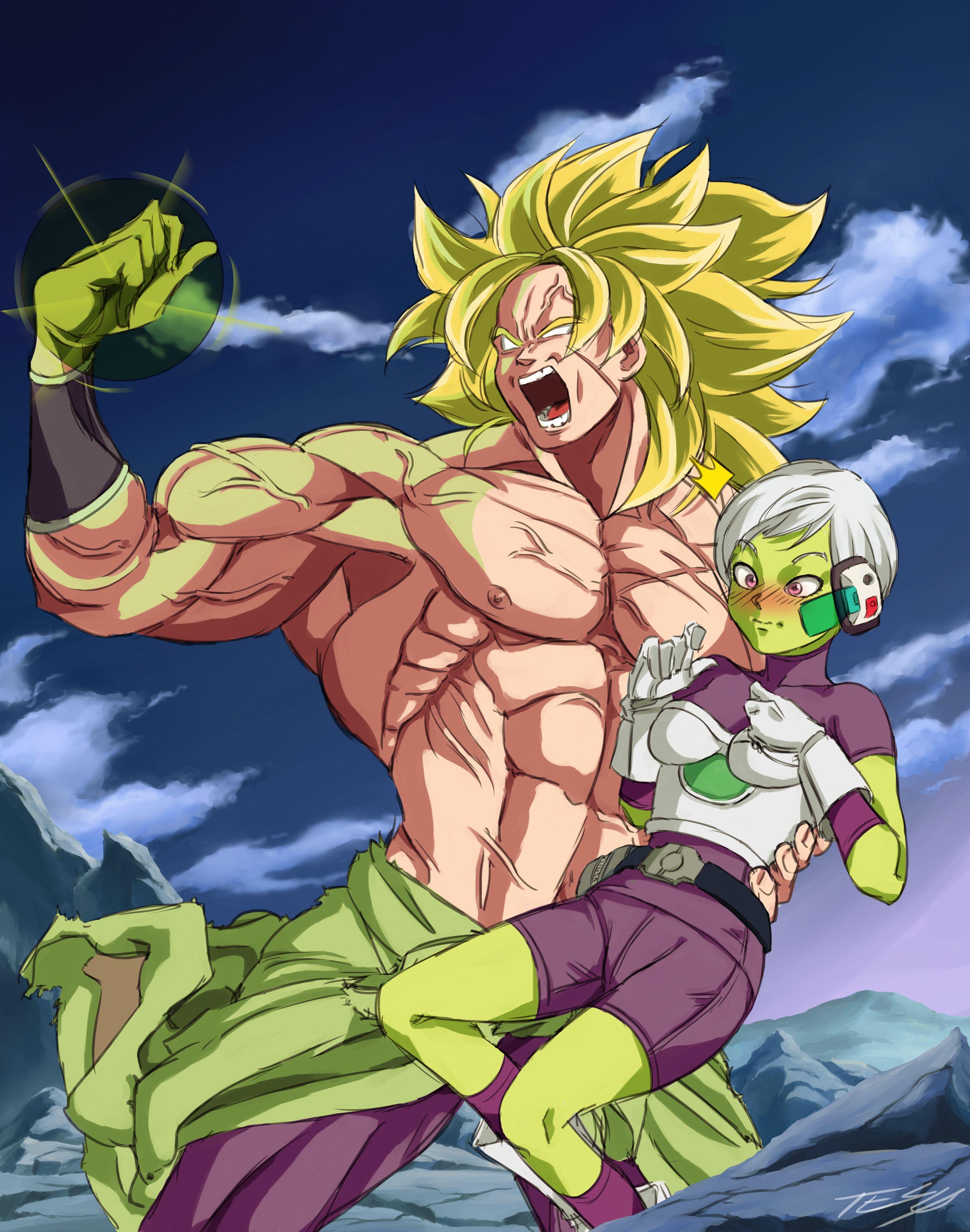 Dragon Ball Super Broly Chirai