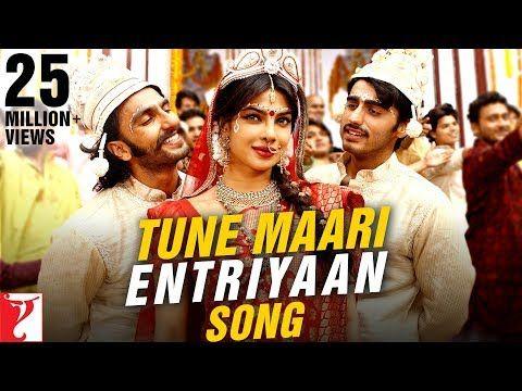 Tune Maari Entriyaan Song Gunday Ranveer Singh Arjun Kapoor Priyanka Chopra Vishal Dadlani Youtube Bollywood Songs Songs Song Hindi