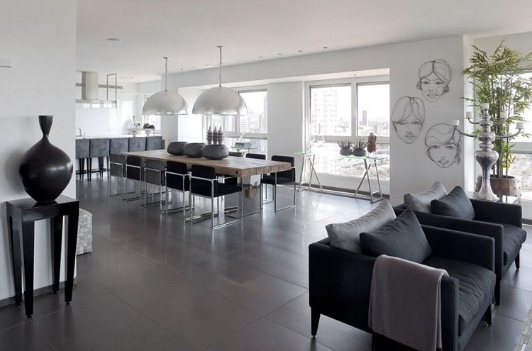 Wohnzimmer Fliesen Grau wohnung einrichten wohnzimmer grau