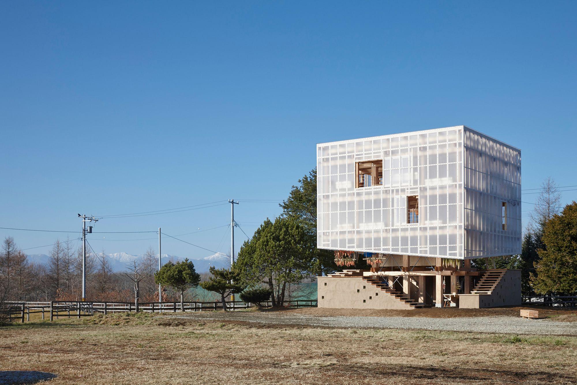 College of Environmental Design UC Berkeley + Kengo Kuma & Associates